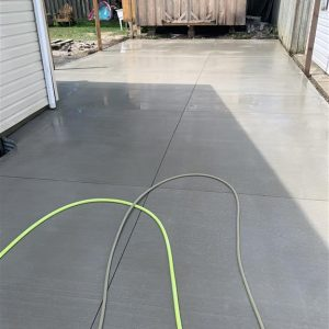 Concrete Work Project Completion Petrolia Ontario