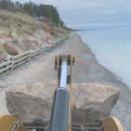 Shoreline Protection Grand Bend Ontario