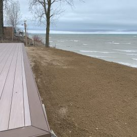 Shoreline Protection project completion